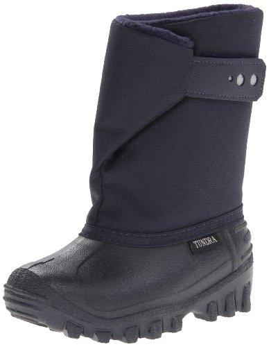 Tundra Teddy 4 Boot,Navy,13 M US Little Kid