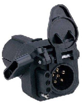 Hopkins Mfg 47575 7-RV Blade-to-6 Round & 4-Flat Adapter