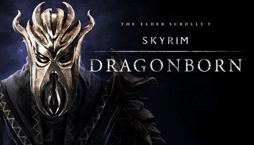 The Elder Scrolls V: Skyrim DLC: Dragonborn [Online Game Code]