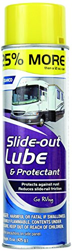 Camco 41105 Slide Out Lube - 15 oz