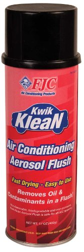 Fjc, Inc. 2407 Kwik Klean Aerosol Flush