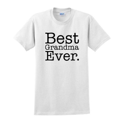 ThisWear Best Grandma Ever T-Shirt
