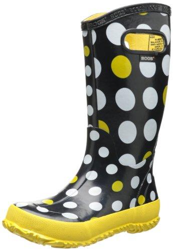 Bogs Kids Dots Rain Boot