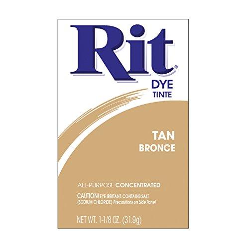 Rit Dye Powder Tan