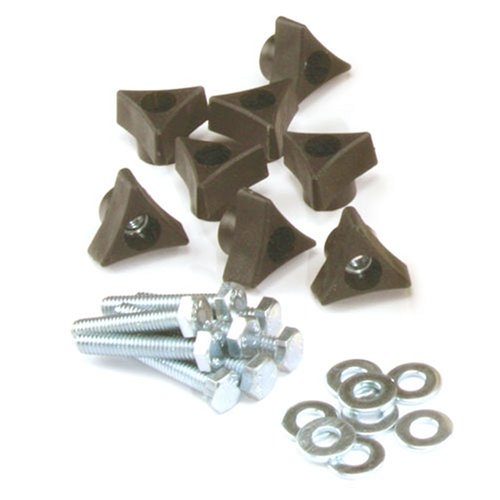 INCRA BNOBS1 Set of 8 Build-It Knobs, 1/4-20 by 1-1/2-Inch Bolts, Washers