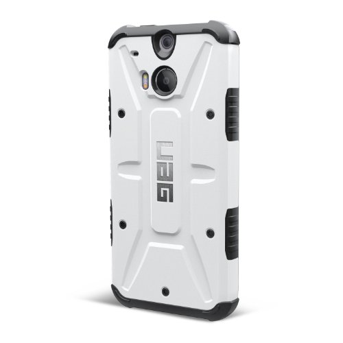 URBAN ARMOR GEAR Case for HTC One (M8), White