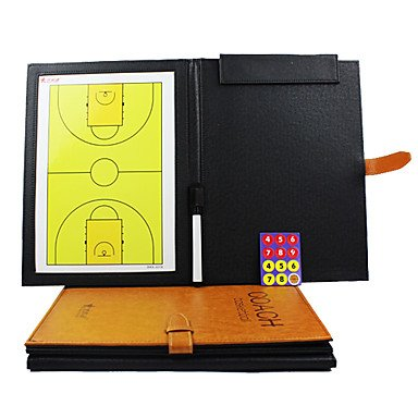 RayShop - Magnetic Folding Basketball Coaching Board(2Pens+Board Eraser+Magnets)