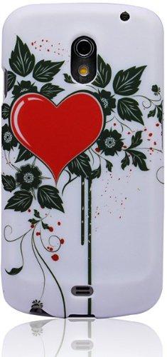 Sacred Heart - Cruzer Lite Design TPU Gel Case - For Galaxy Nexus by Samsung [Cruzer Lite Retail Packaging]