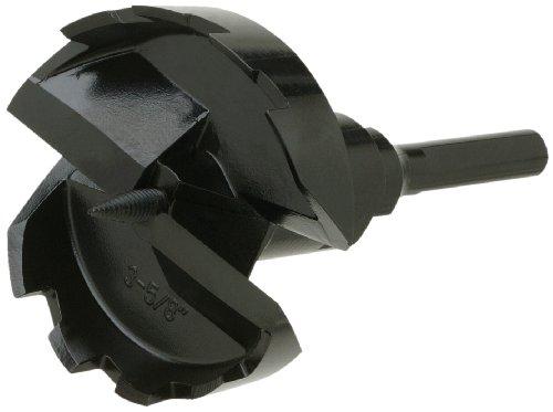 Steelex D3653 3-5/8-Inch Heavy Duty Forstner Bit with Screw Tip