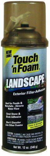 Touch 'n Foam 4001141212 Landscape Exterior Filler, Adhesive