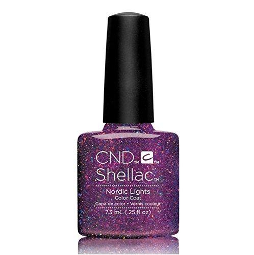 CND Shellac Gel Polish Aurora Collection 2015-0.25oz_NORDIC LIGHT - C90870 **Best Beauty WN**