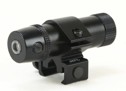 BSA 635 Red Laser Sight with Mounts