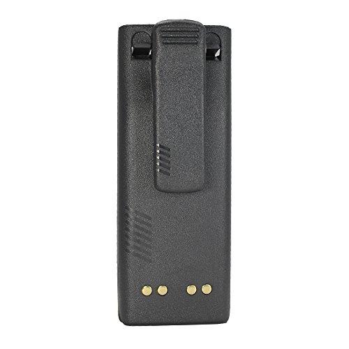 NiMH Replacement Battery for Motorola GP900, HT1000, HT4500, HT6000, JT1000, MT2000, MTS2000, MTX8000, MTX838, MTX9000, MTXLS two way radios.