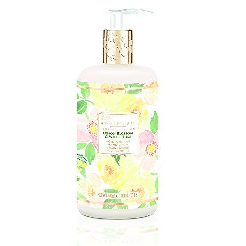 Baylis & Harding Royale Bouquet Lemon Blossom and White Rose Hand Wash, 500ml