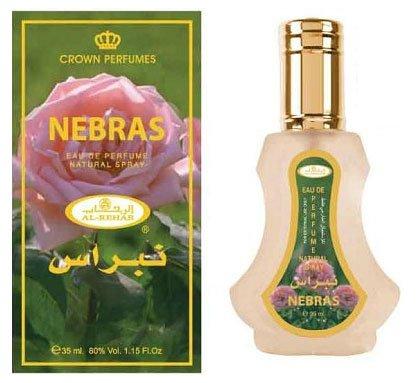 Nebras Eau-De-Perfume Spray by Al- Rehab - 35ml