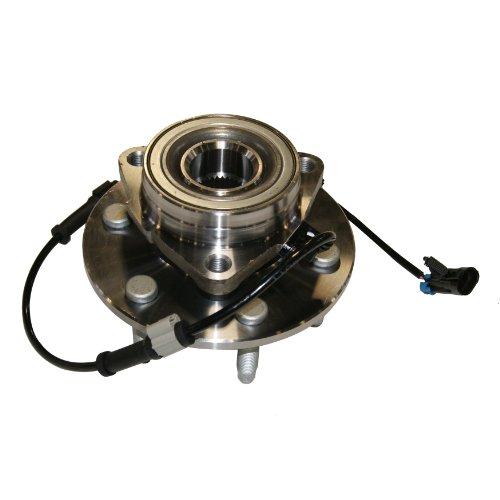 GMB 730-0093 Wheel Bearing Hub Assembly