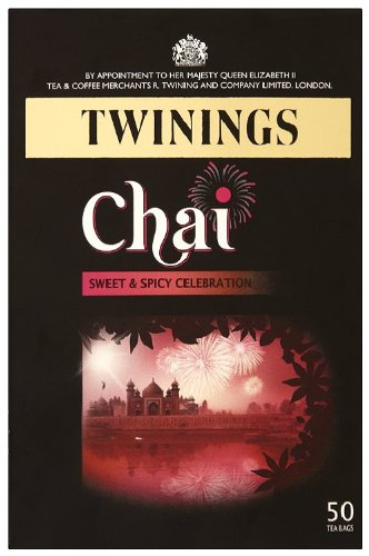 Twinings Chai 50 Teabags