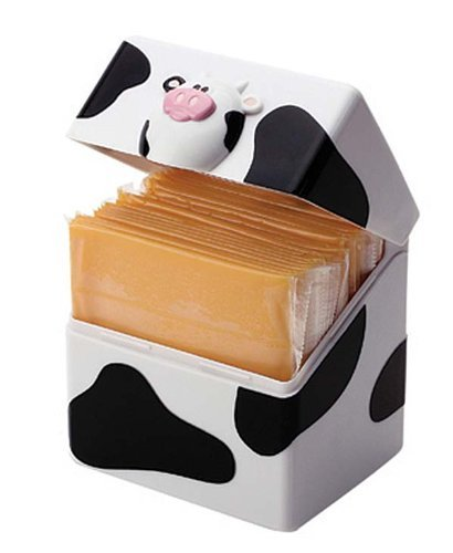Joie Moo-Moo Cheese Slice Holder Pod Pack of Two