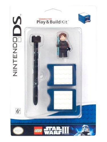 LEGO Star Wars III: Play & Build Kit (3DS, DSi XL, DSi, DS Lite)