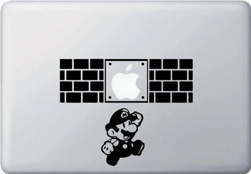 Super Mario - Macbook or Laptop Vinyl Decal