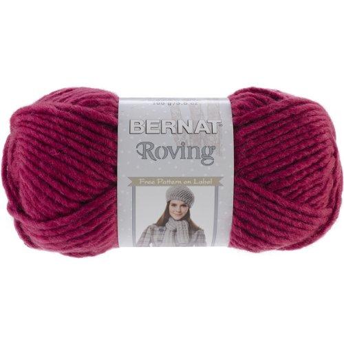 Spinrite Roving Yarn, Raspberry