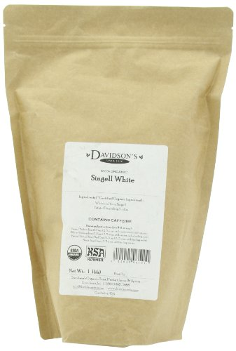 Davidson's Tea, Singell White, 16-Ounce Bag