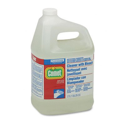 Comet(r) Cleaner with bleach, 1 gallon (3.78 liter) refill