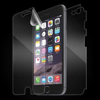 iPhone 6/6S PLUS (5.5 '') FULL Body INVISIBLE Screen Protector (Front & Back included) Military Grade Protection Exclusive to ACE CASE