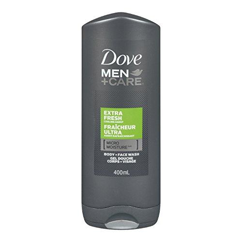 Dove Men+Care  Extra Fresh Micro Moisture Body + Facewash 400ml