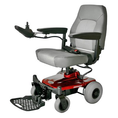 Shoprider Jimmie Power Chair with Captain Seat