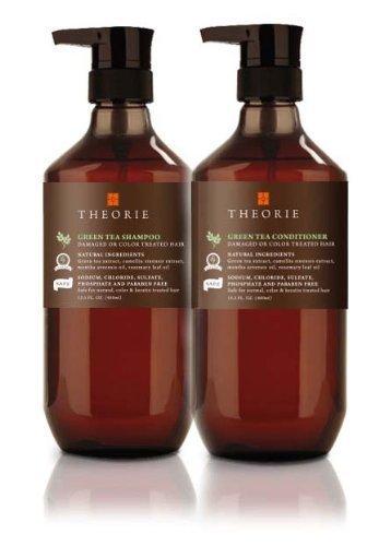 Theorie Green Tea Shampoo & Conditioner Set