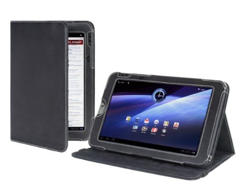 Cover-Up Toshiba Thrive AT100 / AT105 10.1 Tablet (AT100-100) Version Stand Cover Case - Black