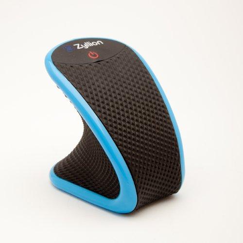 Zyllion ZMA-03A-BL Arc Mini Personal Massager (Blue)