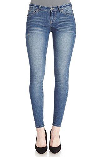 WallFlower Juniors Ultra Luxe Skinny Jeans