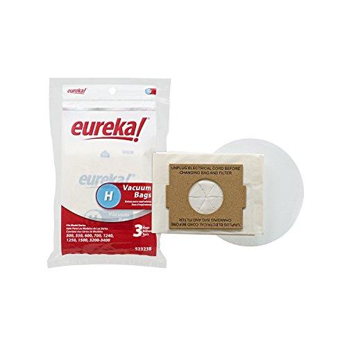 Eureka H Style Bag