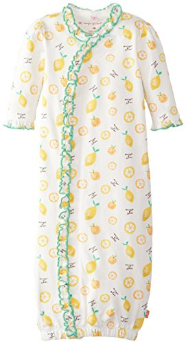 Magnificent Baby Baby-Girls Newborn Oranges and Lemons Gown