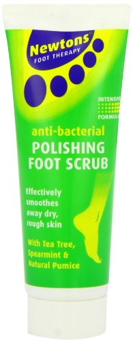 Newton's Anti-Bacterial Polishing Foot Scrub 75ml
