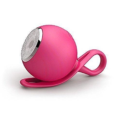 PINGKO Waterproof Wireless Bluetooth Speaker For Portable Outdoor with Dustproof Shockproof - Pink