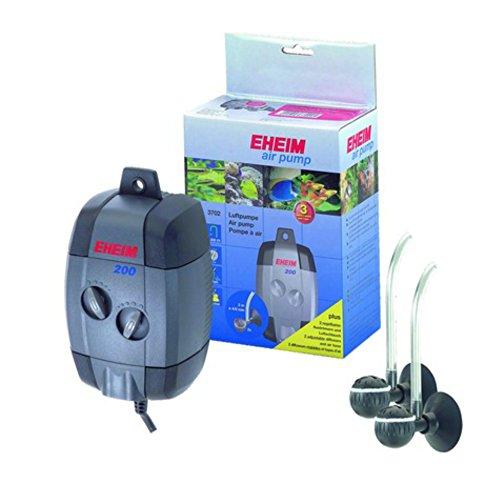 Eheim Aquarium Air Pump 200 / 3702 With Free 3 M Of Airline! Value Pack