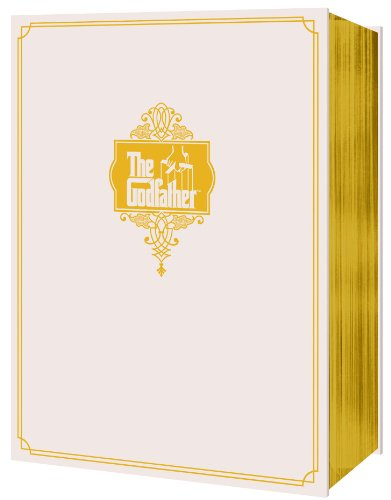 The Godfather 40th Anniversary Collection [Blu-ray] [1972] [Region Free]