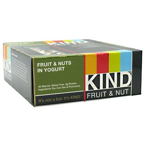 Kind Fruit and Nut Bars Fruit and Nuts in Yogurt -- 12 Bars