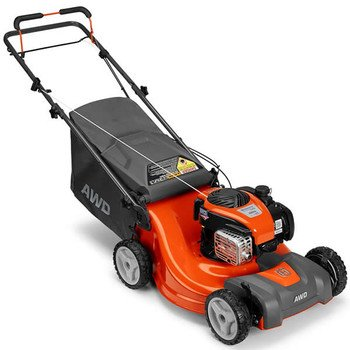 Husqvarna 961450026 LC221A 4-in-1 All Wheel Drive Mower, 21/150cc