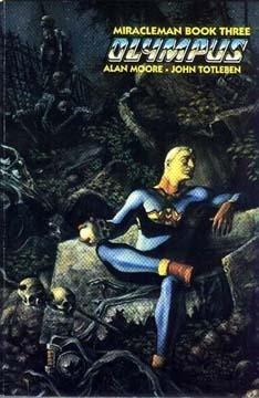 Miracleman, Book 3: Olympus