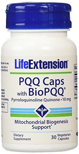 Life Extension - PQQ cap with BioPQQ 10 mg 30 vcap