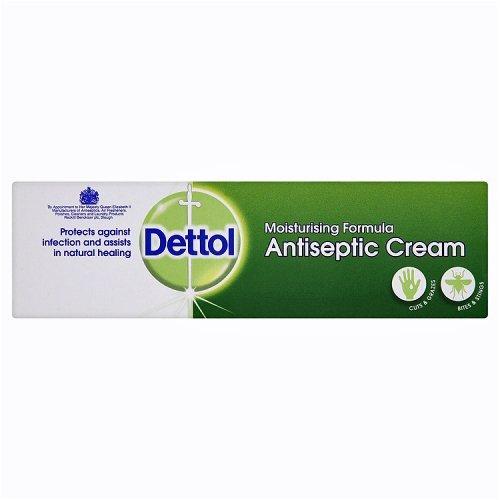 Dettol Antiseptic Cream Moisturising Formula 30G