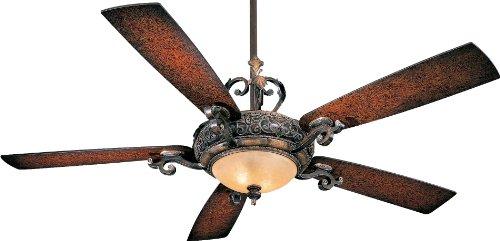 Minka Aire F705-STW Two Light Sterling Walnut Ceiling Fan