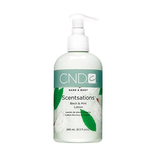 CND Creative Scentsations Hand & Body Lotion - Birch & Mint - 8.3 oz