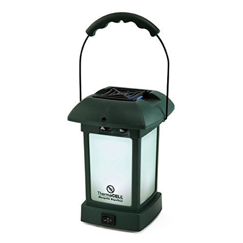 Thermacell Mosquito Repellent Outdoor Cordless Lantern - Green