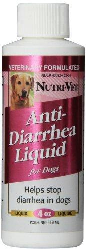 Nutri-Vet Wellness Anti-Diarrhea Liquid for Dogs (4 oz)