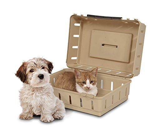 Aspen Pet Cabin Kennel Solid Top